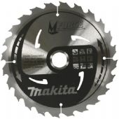 Makita 165x20mm TCT MForce Circular Saw Blade - 24 Teeth (B-08006)